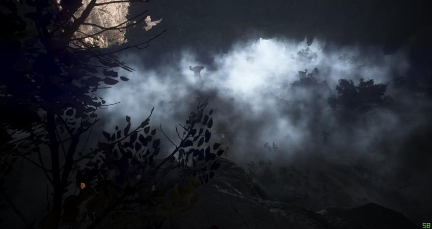 Black Desert: Ремастеринг графики: галерея темных локаций Кальфеон