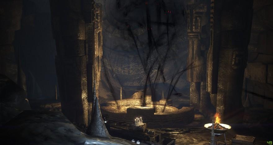 Black Desert: Ремастеринг графики: галерея темных локаций Кальфеона