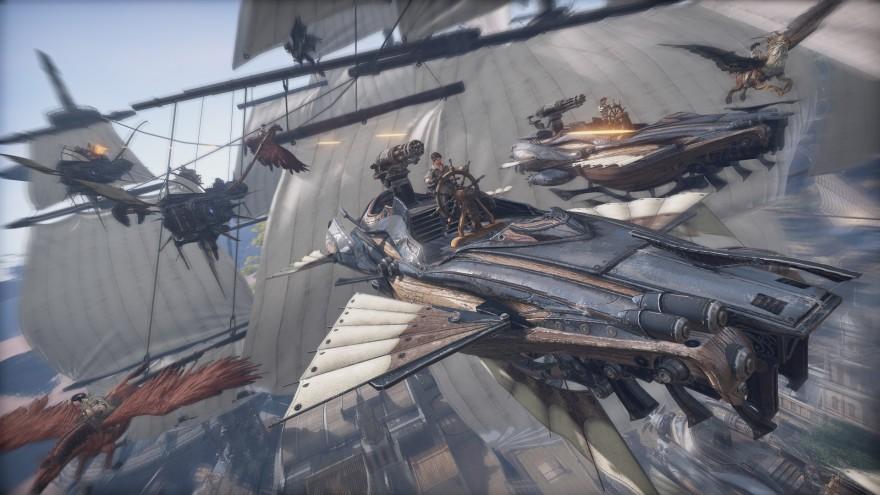 Ascent: Infinite Realm: В ожидании ЗБТ в Европе