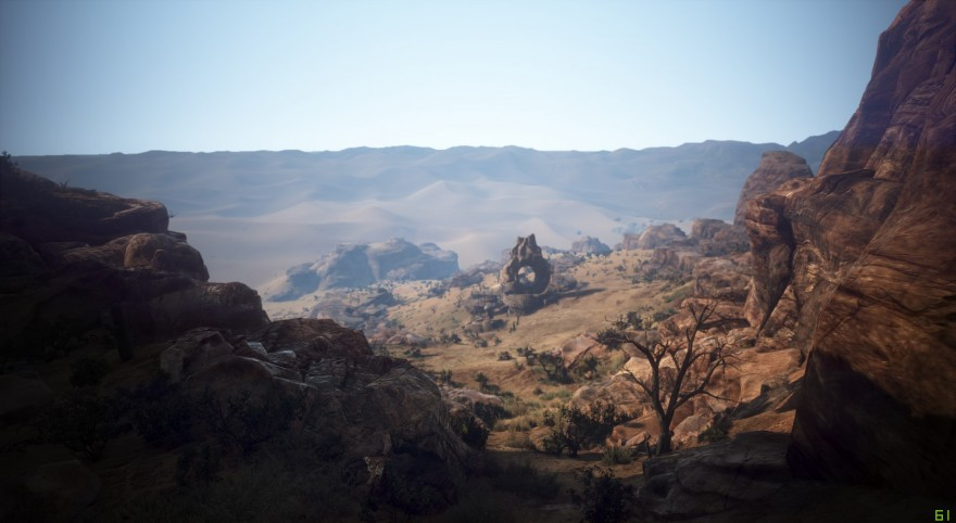 Black Desert: Ремастеринг графики: галерея охотничьих территорий Валенсии