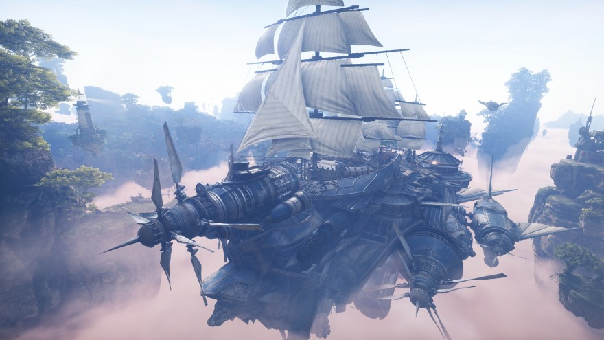 Ascent: Infinite Realm: Объявлен корейский издатель