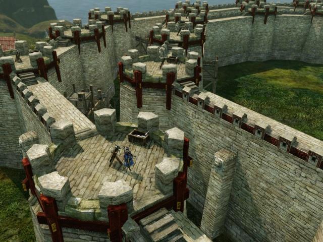 ArcheAge: Замок построен