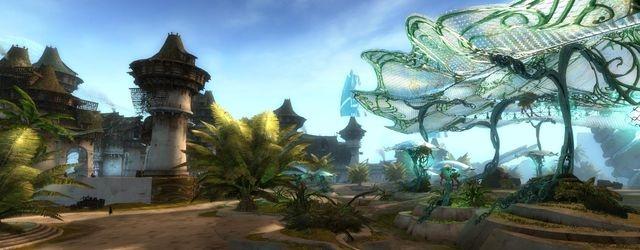Guild Wars 2: Отстроенная столица