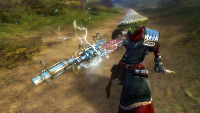 Guild Wars 2: Новые легендарки