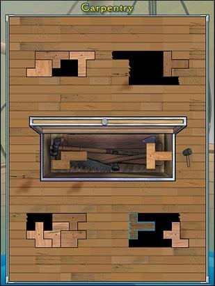 Представьте: Мирная игра: воспоминания, часть 1. Паззлы и куб
