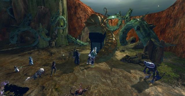 Guild Wars 2: Пасть дракона
