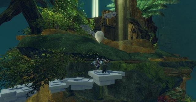 Guild Wars 2: Джамп-паззл от игроков