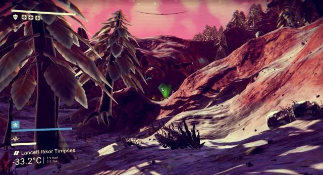 No Man's Sky: Первый день на холодной планете