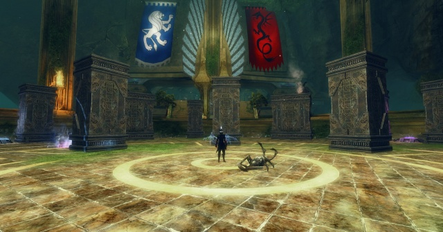 Guild Wars 2: Возвращение в ГВ2, часть 3: чаша слёз и арена