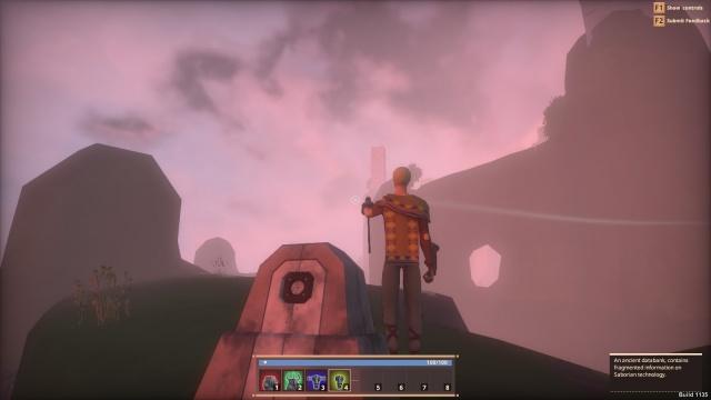 Worlds Adrift: Полетели
