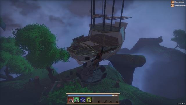 Worlds Adrift: Наследие древней цивилизации