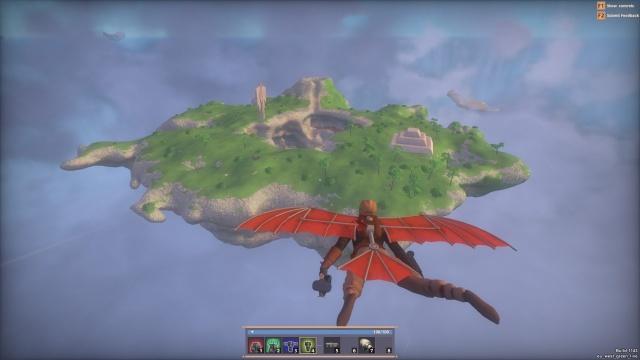 Worlds Adrift: Злобные пираты и удивительные острова