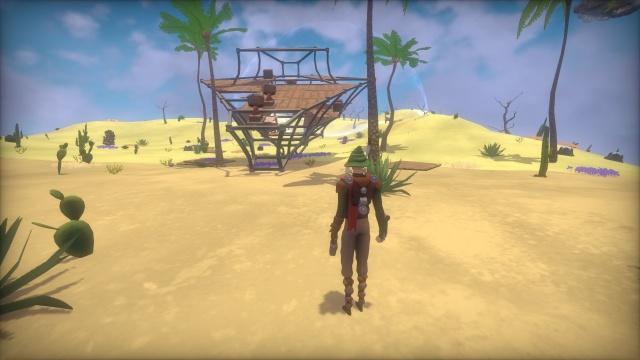 Worlds Adrift: На краю мира