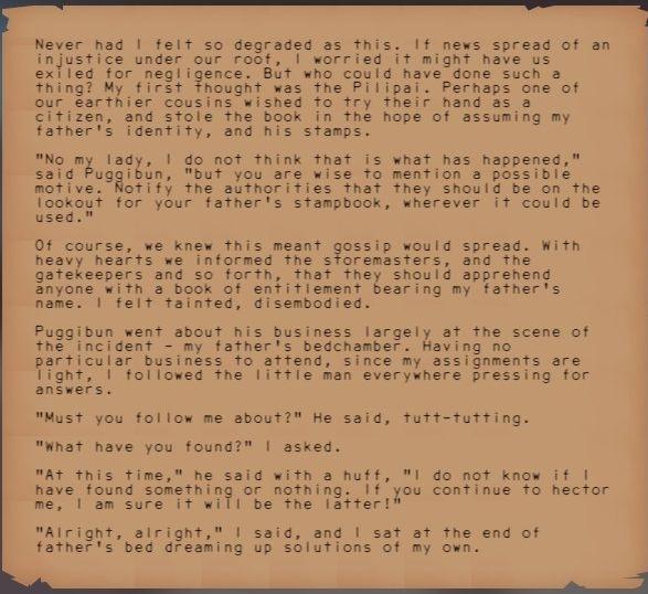Worlds Adrift: Загадка пропавшего паспорта (часть 1)
