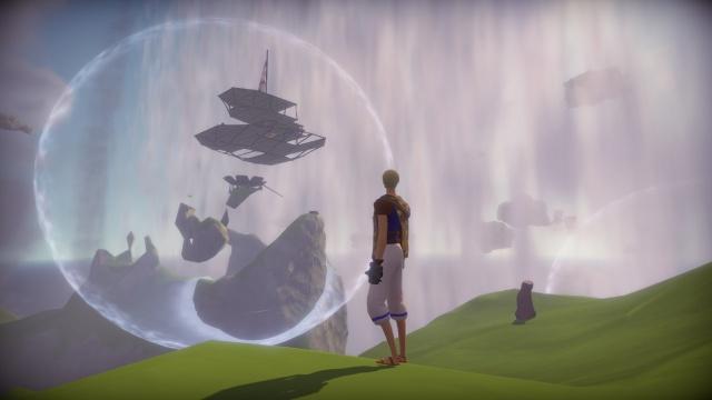Worlds Adrift: Вылазка в шестую альфу