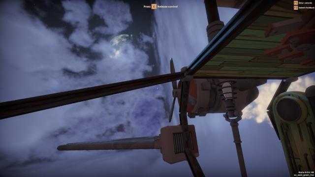 Worlds Adrift: Через ветряную стену