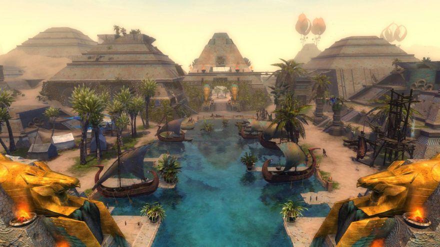 Guild Wars 2: Анонсировано дополнение Path of Fire