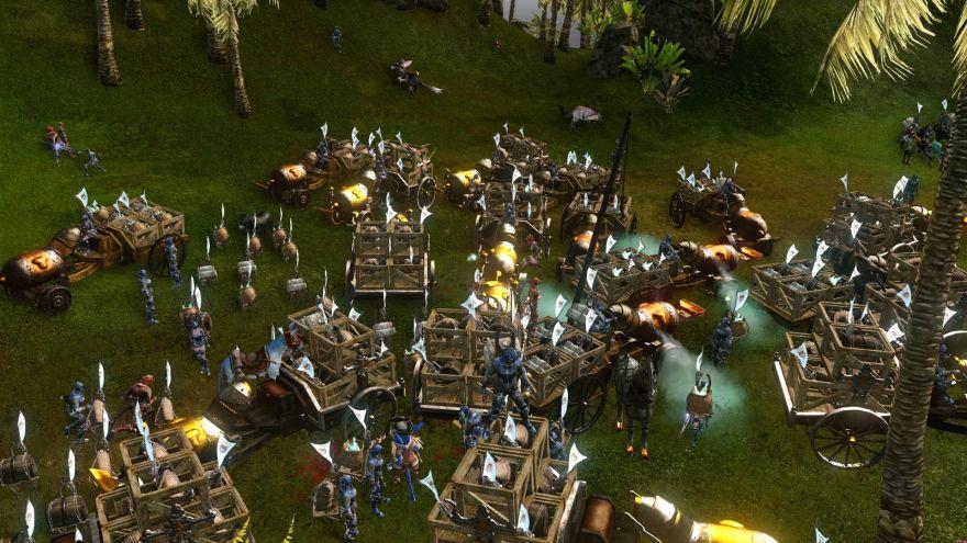Зеркало для героя: Игрок Элей, приготовьтесь. Часть 11: открытый мир и данжи