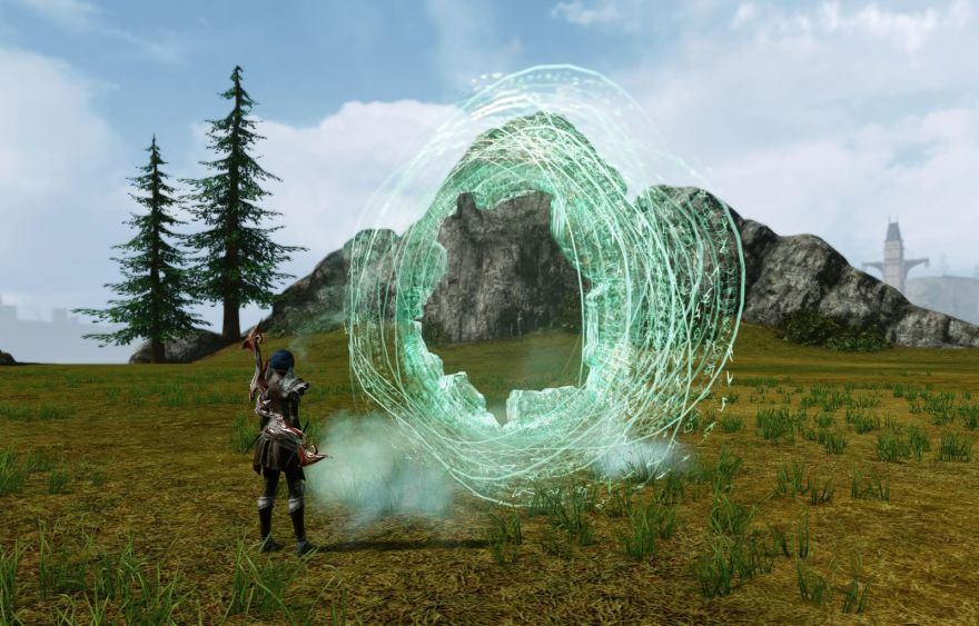 Зеркало для героя: Игрок Элей, приготовьтесь. Часть 12: телепорты