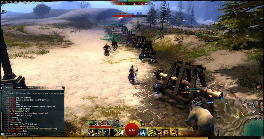 Зеркало для героя: О чём расскажут старые скриншоты. Часть 2: ездовая черепаха, фальшивый баннер и ситуации на WvW