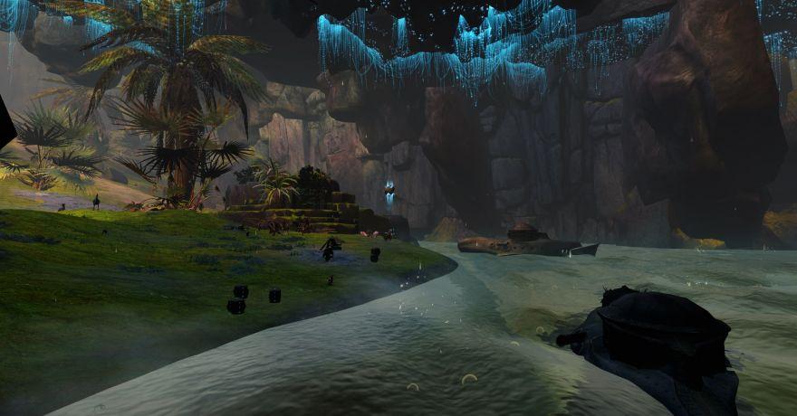 Guild Wars 2: Драконья гора
