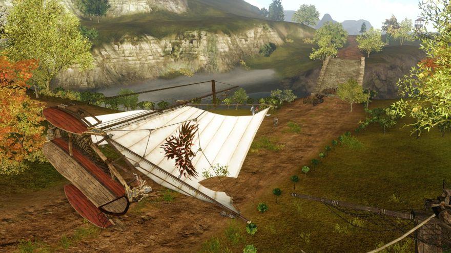 Зеркало для героя: О чём расскажут старые скриншоты. Часть 3: русалка за спиной, пассажиры вверх ногами и танцы в библиотеке