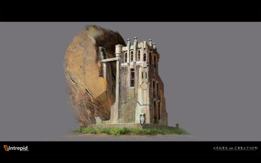 Ashes of Creation: Подземный мир и следующая альфа 0