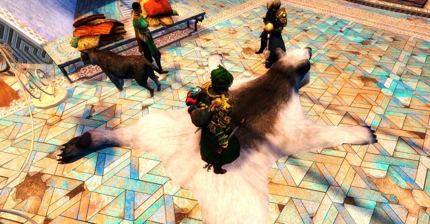 Guild Wars 2: Простой рецепт Элея: привал на краю света