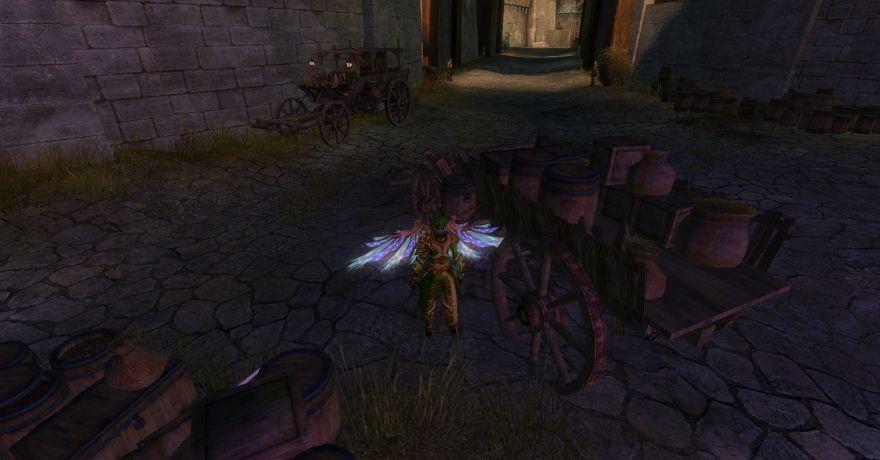 Guild Wars 2: Простой рецепт Элея: страница из дневника странствующего купца