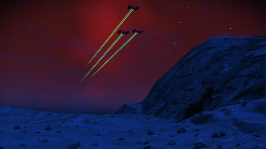 No Man's Sky: Экстремальные муссоны и древние руины