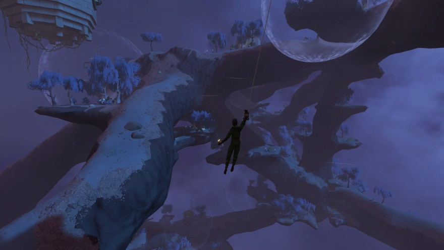 Worlds Adrift: Вылазки на тесты и новый PvE-мир