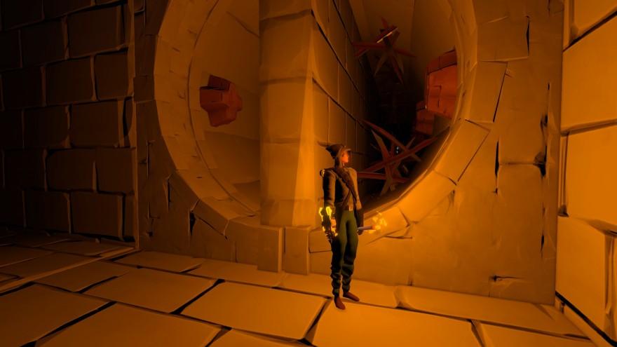 Worlds Adrift: Лабиринт красного острова