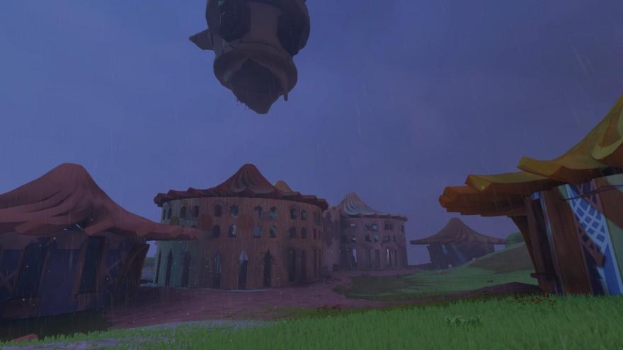 Worlds Adrift: Поиски сокровищ мародёров и дворец
