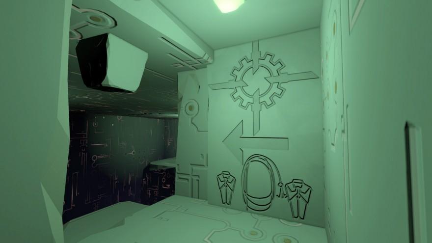 Worlds Adrift: Солнечные часы и ангар