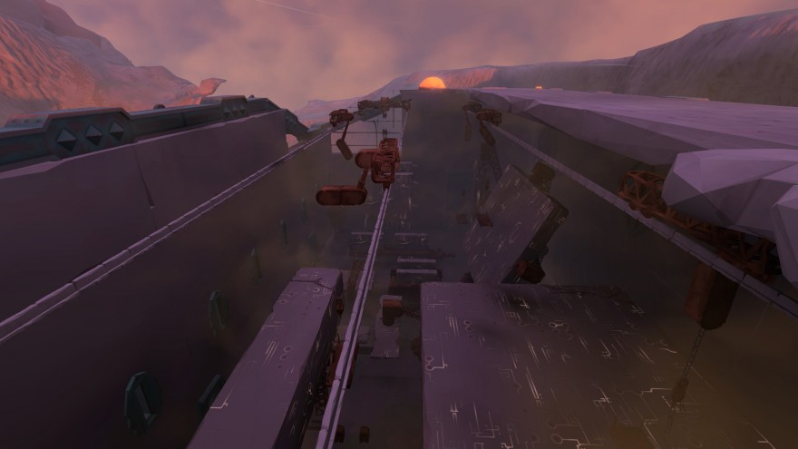 Worlds Adrift: Пирамида и сокровища песков