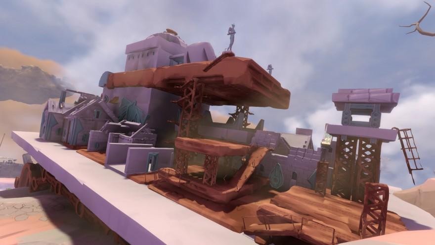 Worlds Adrift: Белая сокровищница и каверзный остров