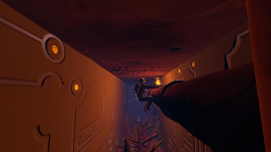 Worlds Adrift: Эксперименты с двигателями и очень опасный остров