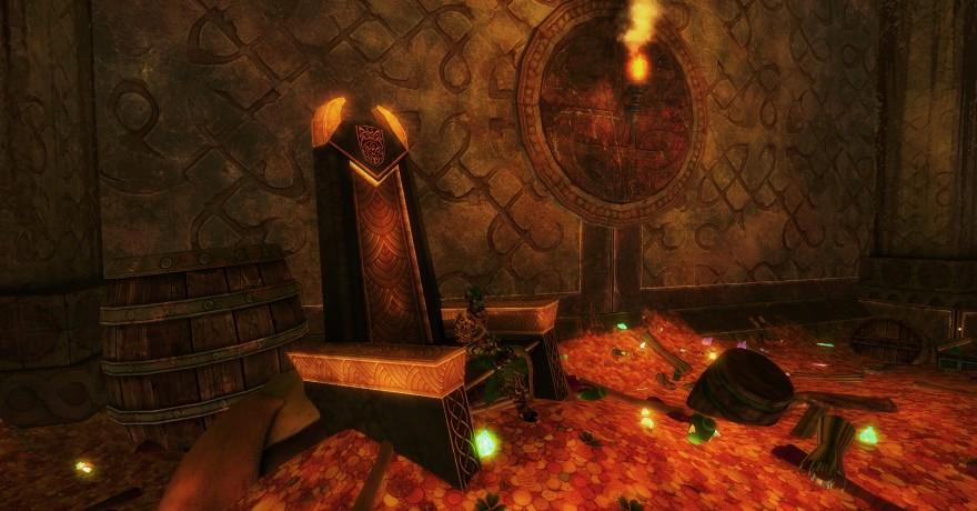 Guild Wars 2: Подземные испытания и тихий водопад
