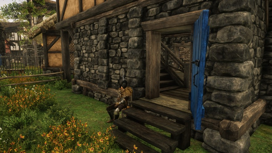 New World: Дом, осада, крафт и выводы
