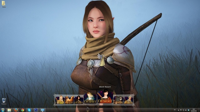 Блог им. Maru: [Theme & Icon] Black Desert by Murr