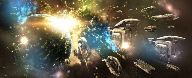 EVE Online: Распространяя Дух Рождества