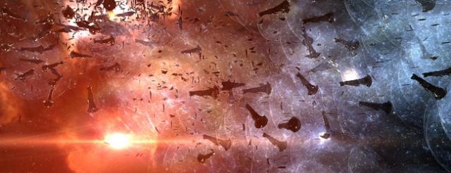 EVE Online: Падение титанов