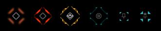 EVE Online: Цветные букмарки