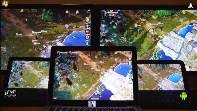 MMO-индустрия: ММОRPG и платформы