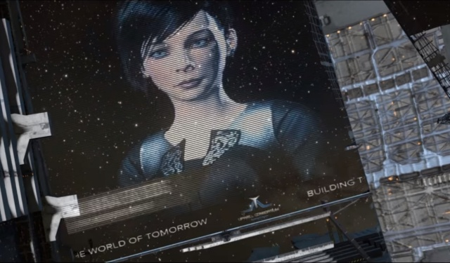 EVE Online: Реклама двигатель пропаганды