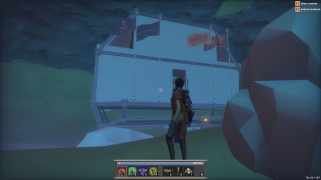 Worlds Adrift: Что нам стоит дом построить