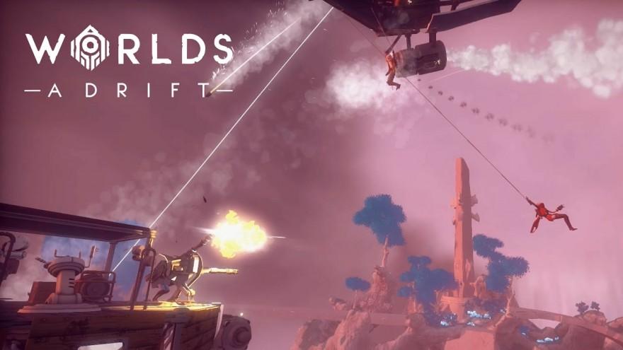 Worlds Adrift: Что было, что будет, чем сердце успокоится