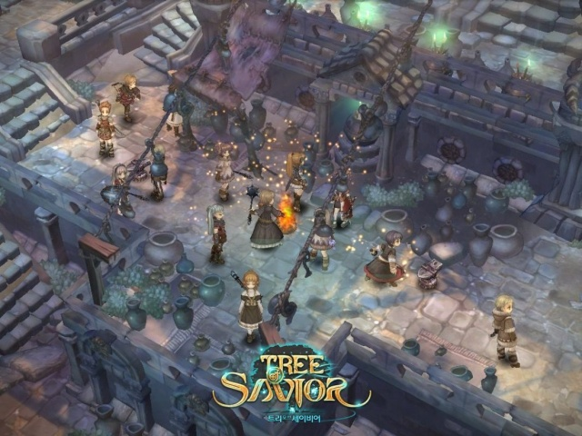 Tree of Savior: 2,5D сказка.