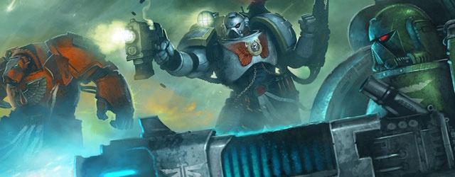 Warhammer 40 000: Eternal Crusade: Для любителей Warhammer 40к. Раздача ключей.
