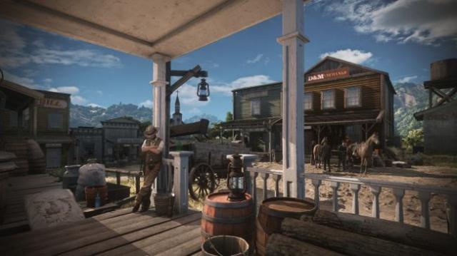 Wild West Online: Wild West Online